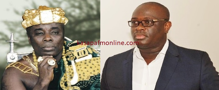 You could've ferried late Veep in your car if you had a good heart – Stan slams Okyehene