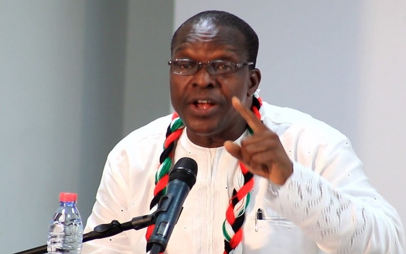 The NDC is fast deteriorating; it's so sad – Bagbin