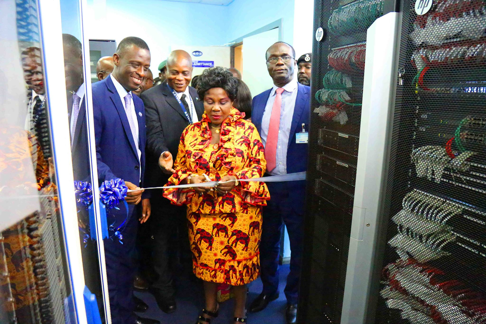Minister for Aviation commissions Ultra Modern Air Navigation Equipment