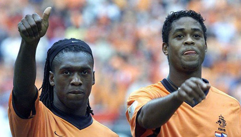Seedorf and Kluivert take over Cameroon national side