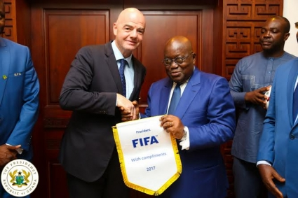 GFA dissolution: Our actions are in Ghana's Interest – Govt to FIFA