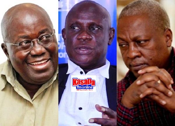 Don't panic over Mahama's return – Obiri Boahene to NPP