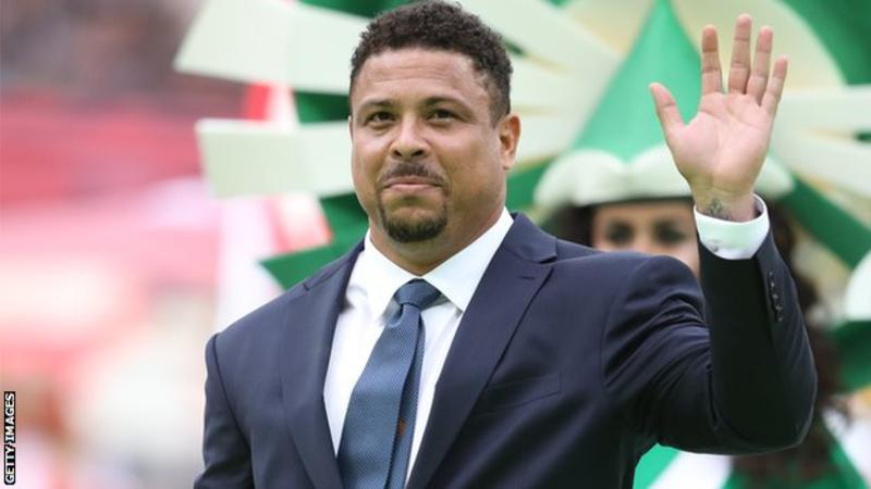 Ronaldo: Brazilian World Cup winner in hospital with pneumonia