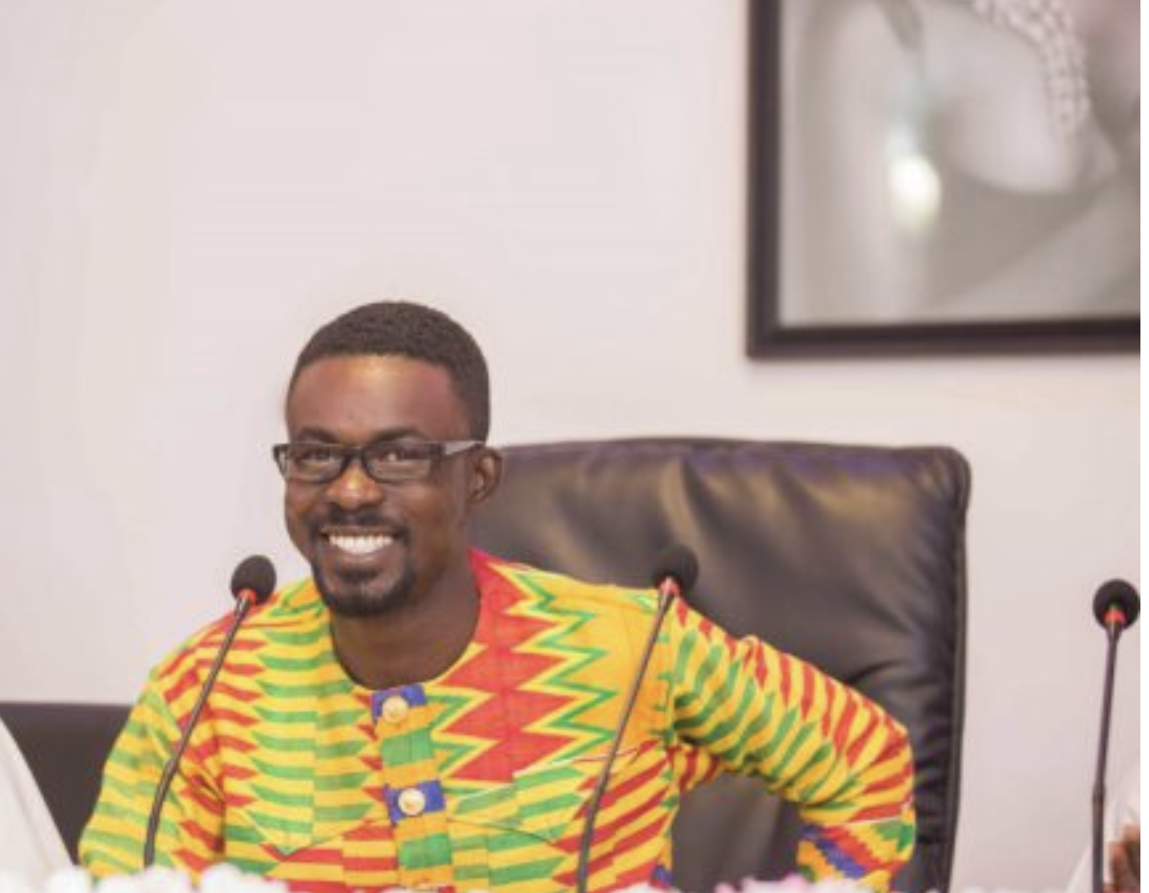 MENZGOLD Boss mocks Bank of Ghana… Calls new caution a JOKE and says …'Make we think!'