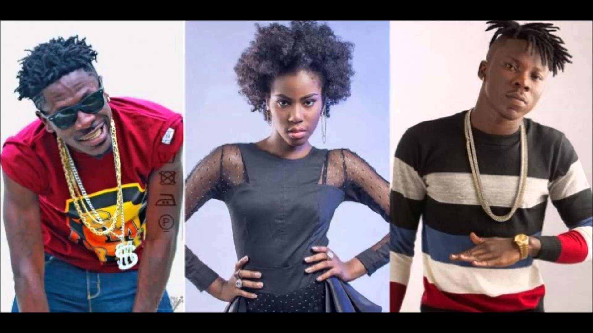 Shatta Wale, Stonebwoy, MzVee, OTHERS make 2018 AFRIMA Nominees list for Continental categories
