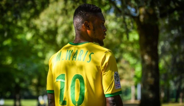 Official: Ghana's Majid Warris Joins French side Nantes