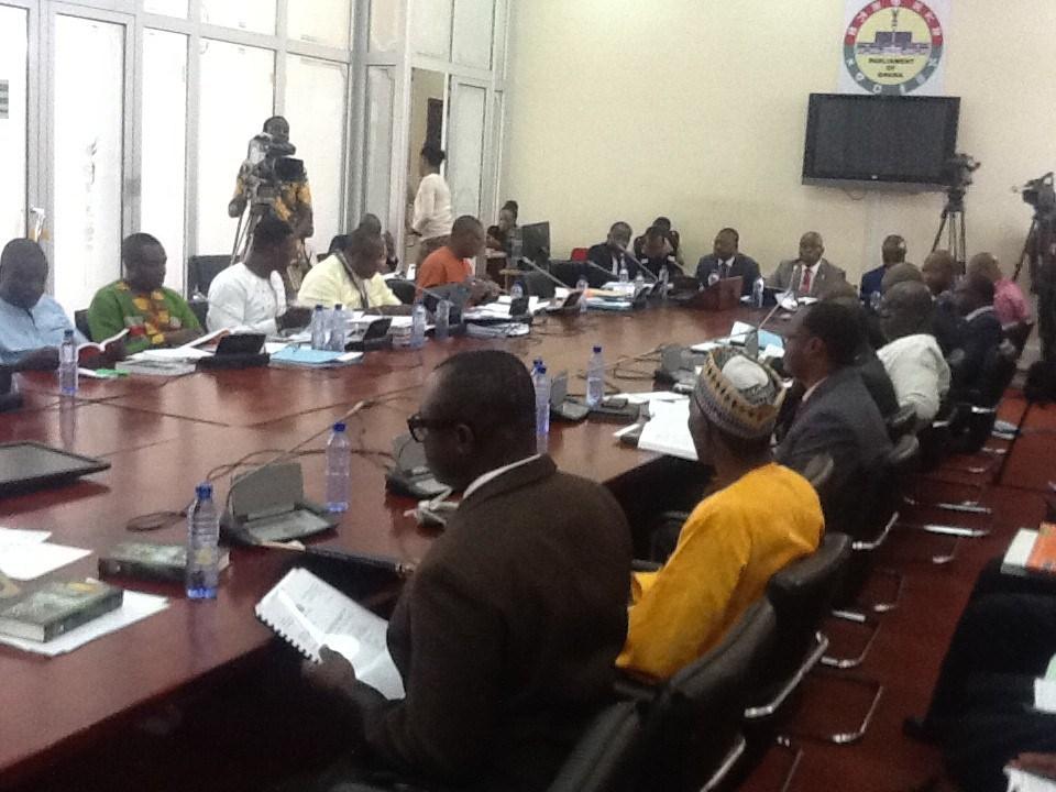 PAC Chair, Finance Minister clash over GH¢122 bn Ghana's public debt
