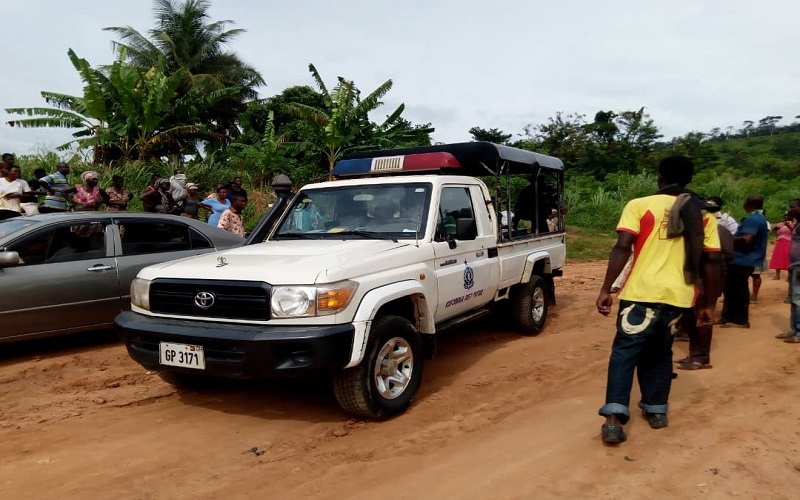 E/R: Man, 67, killed over suspected land dispute