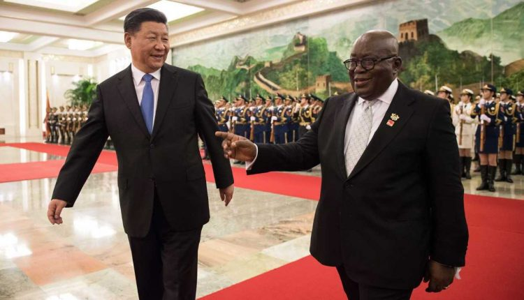 Ghana / China relations: We must tighten our laws – Dr. Lloyd Amoah