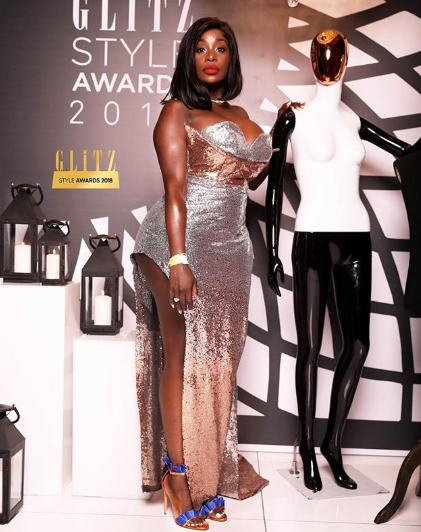 IMAGES: What celebrities wore to the 2018 Glitz Style Awards