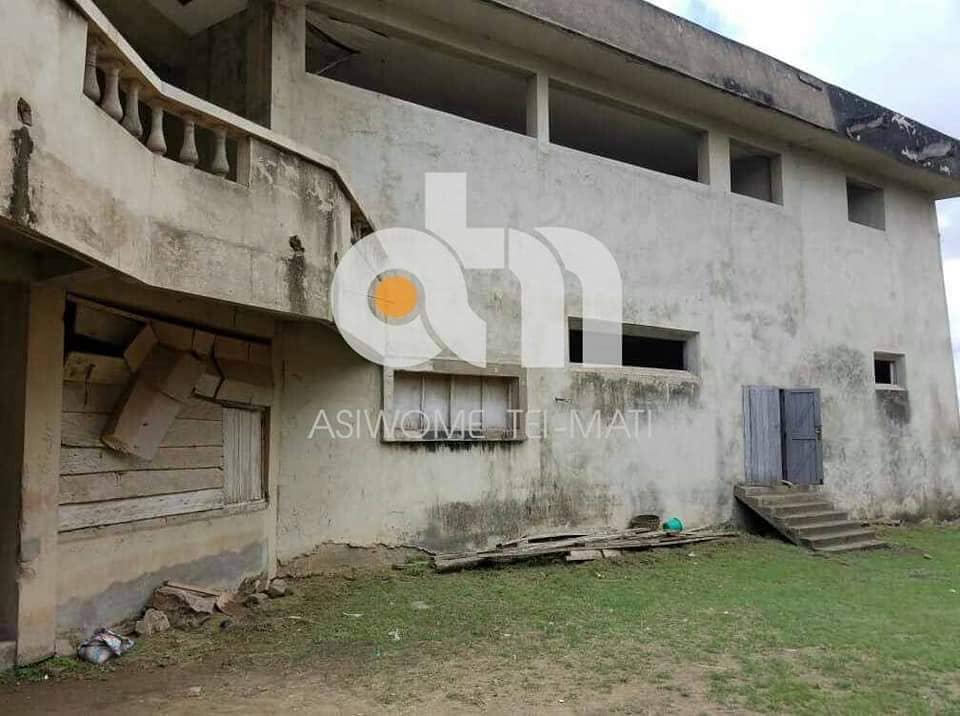 PHOTOS: Current state of Koforidua Cultural Centre