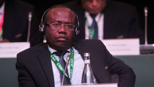 CAF to replace Nyantakyi on Fifa C'cil Sept. 30