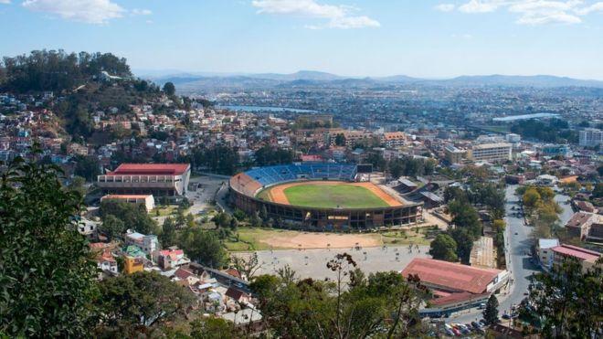 Deadly stadium stampede at Madagascar v Senegal match