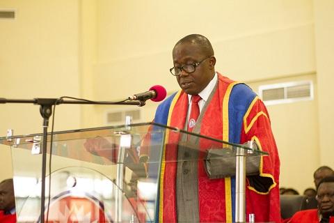 Vice Chancellors Ghana endorse Prof. Afful-Broni as UEW VC
