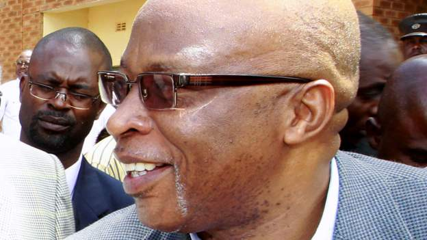 Zambia ex-VP avoids jail thanks to church