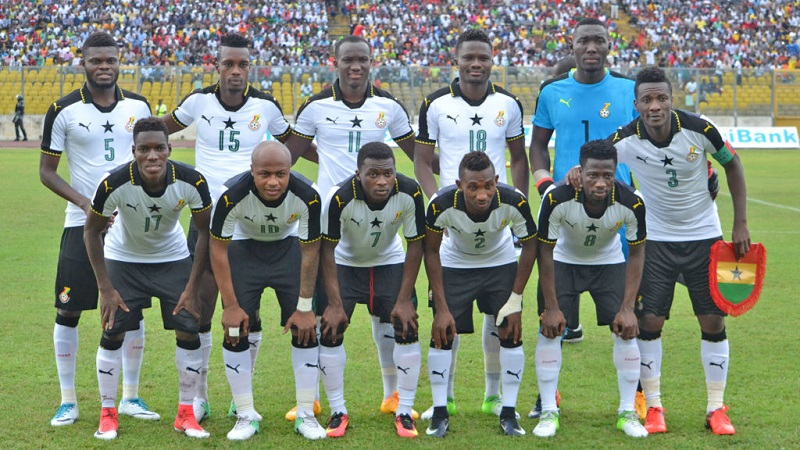 AFCON Qualifier: Ghana lose 0:1 to Kenya