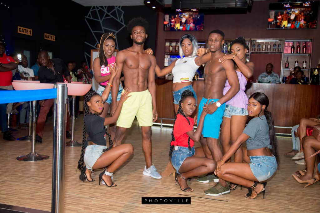 "Lynx Entertainment Launches Modeling Agency ""Obsession"""