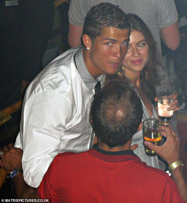 Three more claims against Cristiano Ronaldo
