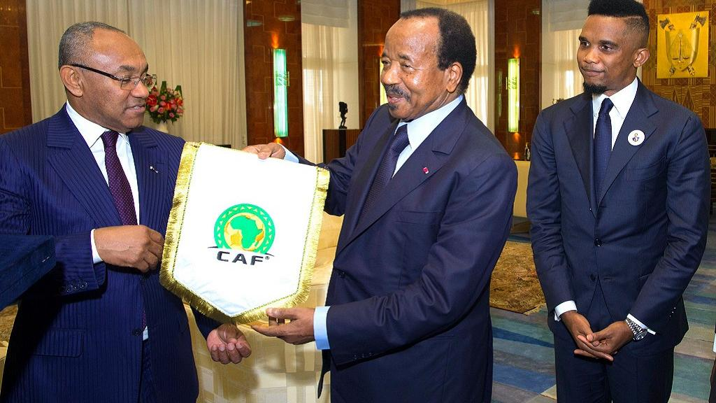 CAF will not withdraw AFCON 2019 hosting rights from Cameroon – President