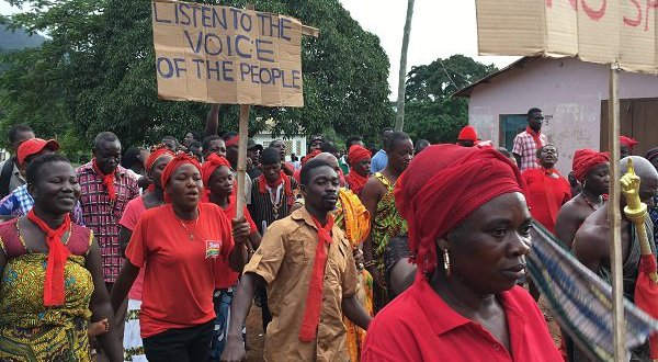 Newmont police shooting: Sue Police for justice – MP advises farmers