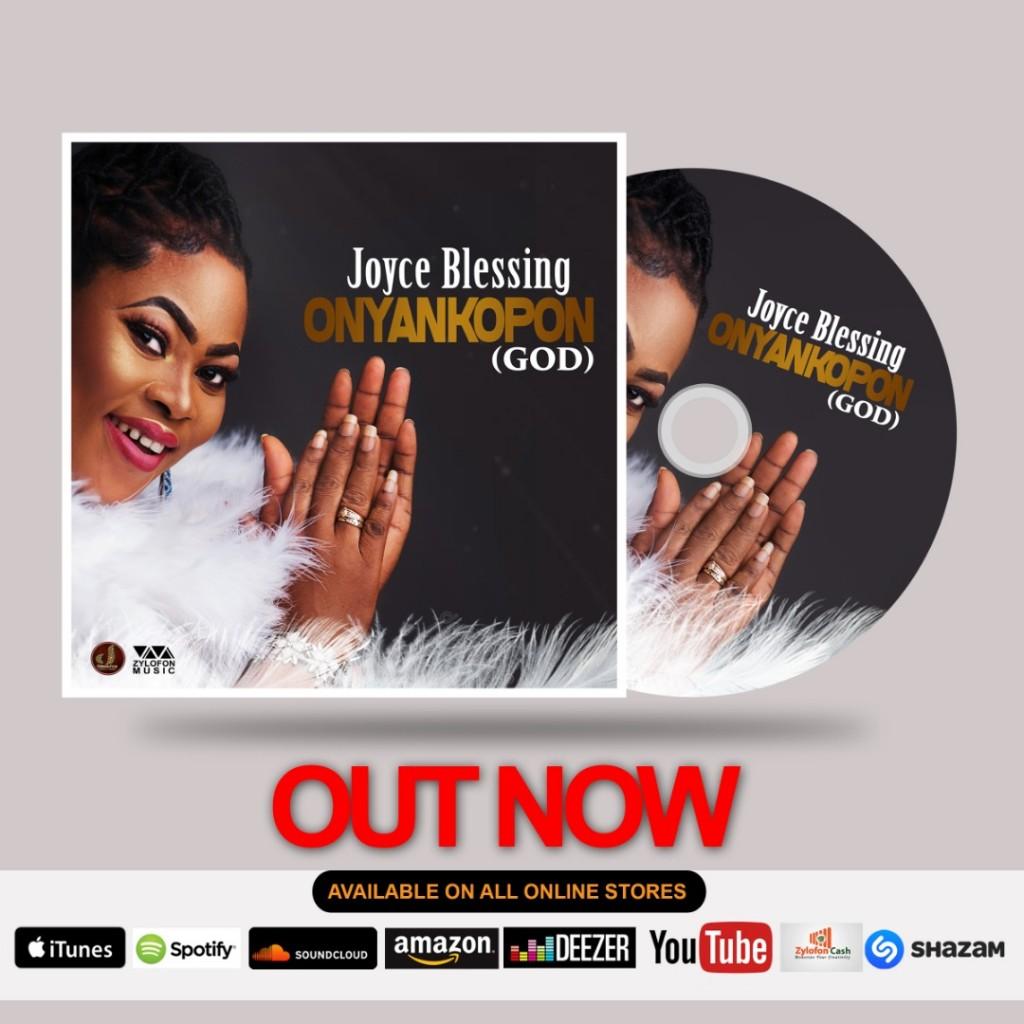 AUDIO + VIDEO: Joyce Blessing – Onyankopon