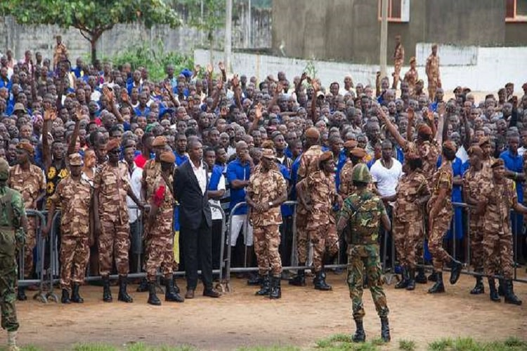 Set up independent c'ttee to probe wife snatching allegations at Nsawam Prisons – Inmates to Akufo-Addo