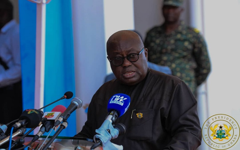 Ghana/Nissan Deal: Ensure the Execution of MOU – Akufo Addo to Min