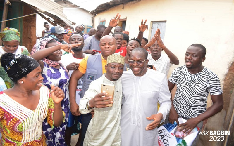 We'll Vote for Bagbin – NDC Executives