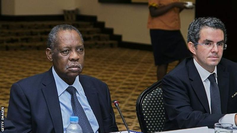 Ex-Caf officials Hayatou and El Amrani to contest $55m fines