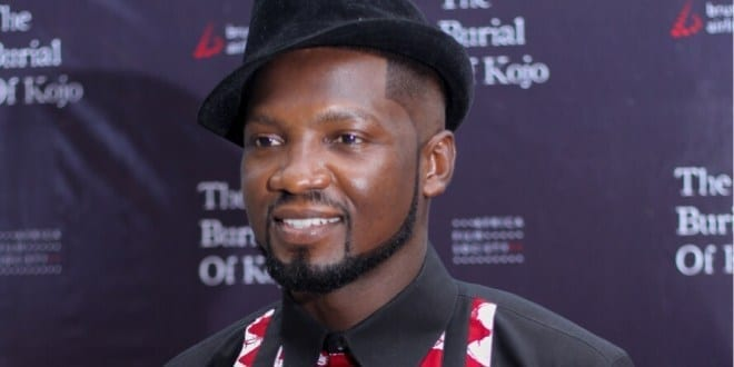 Changing the African Movie Concept: Actor Kobina Sam sets pace with 'The Burial of Kojo'