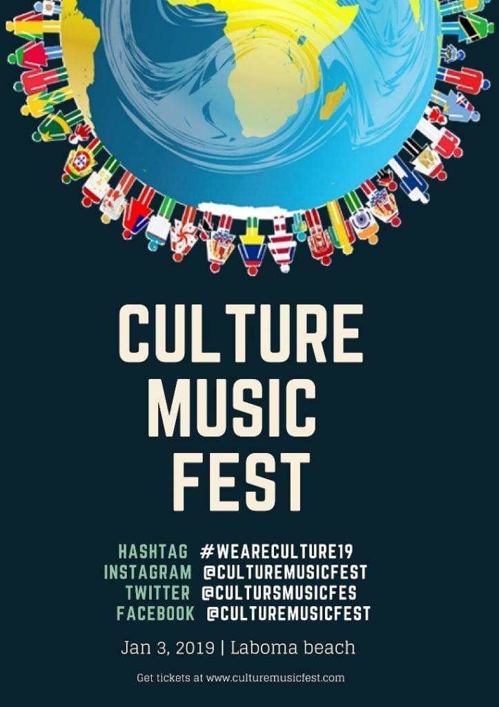 Ghana to host Culture Music Festival, Jan. 3, 2019