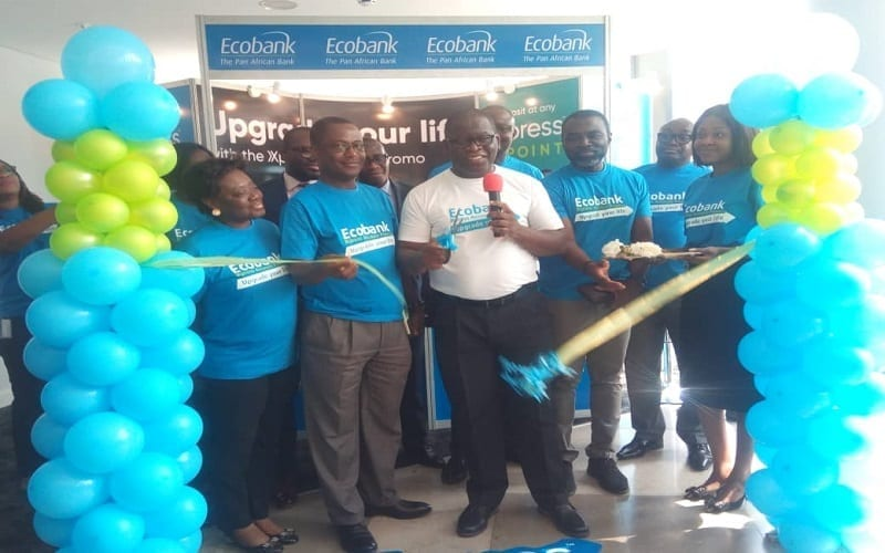 Ecobank launches Xpress Money 'give  away' promotion