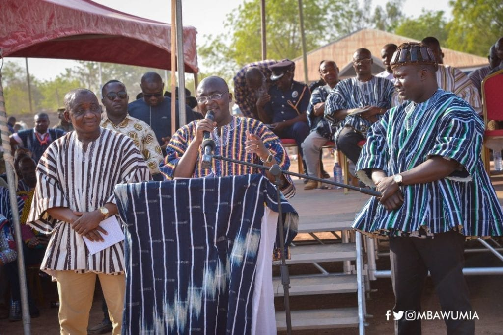 We're delivering on our promises – Bawumia