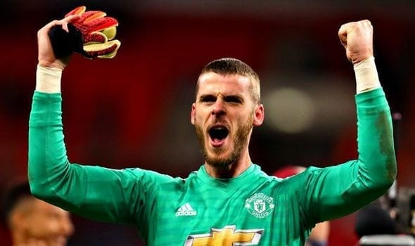 David de Gea can be Man Utd's greatest keeper –  Solskjaer