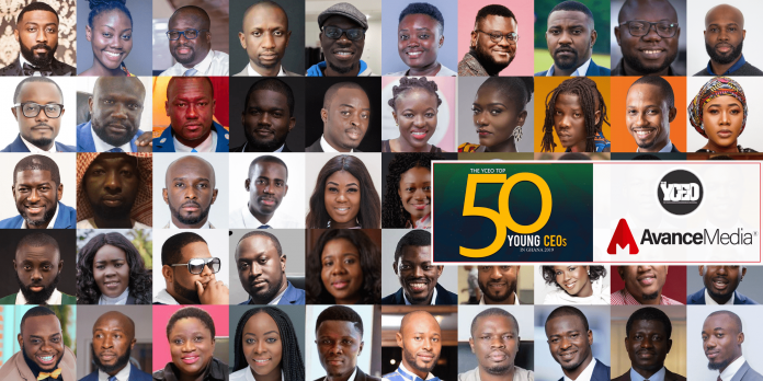 Image result for avancemedia top 50 ceo's