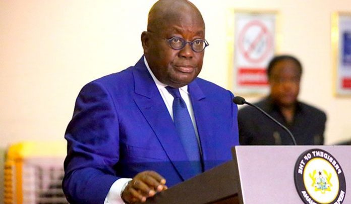 COVID-19: Akufo-Addo to declare state of emergency; invites Speaker Oquaye,  others for talks   Kasapa102.5FM