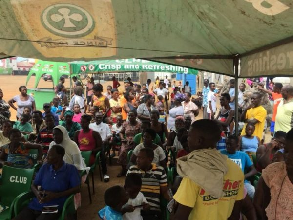 GaHomowo-Fest registers thousands on NHIS for free 2