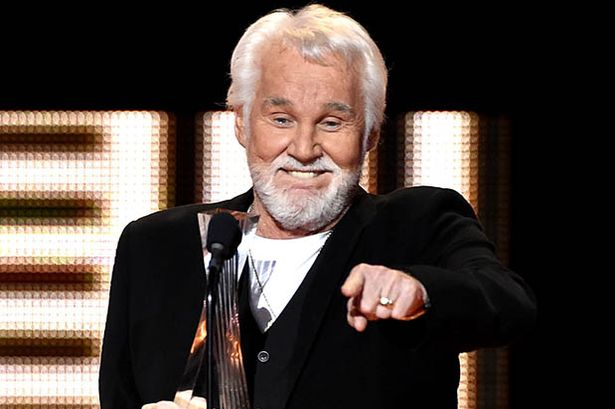 Country Music Icon Kenny Rogers dies at 81 - Kasapa102.5FM