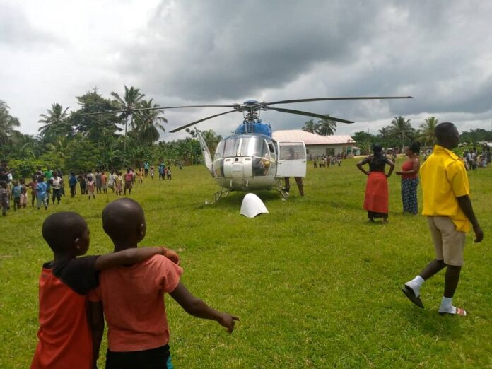 C/R: Aircraft nearly crashes into school building, disrupts learning 2
