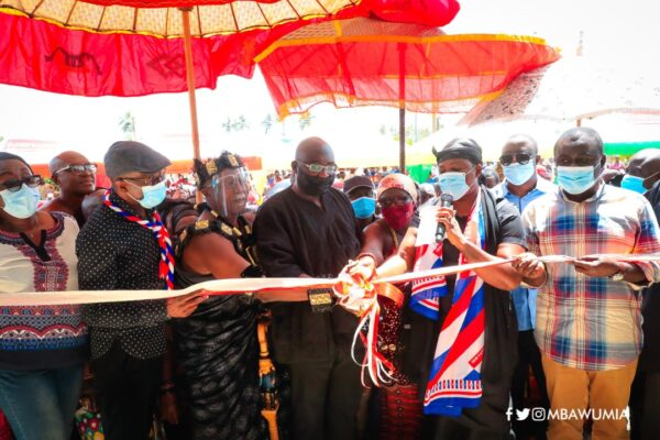 Bawumia commissions Training Institute for GES Staff 2