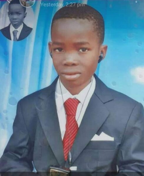 V/R: Seven arrested for ritual murder of 12-year-old boy. 48